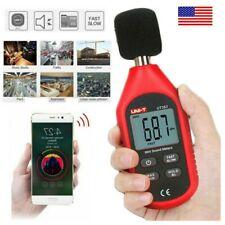 Sound Level Meter Digital Lcd Display Noise Tester Measurement 30 130db Decibel