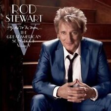 ROD STEWART Fly Me To The Moon...The Great American Songbook V CD NEW Volume 5