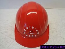 Qty = 10:  Red Americana Hard Hat