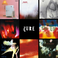 The Cure - Classic Albums Bundle / Job Lot - 10 x 180G Vinyl LP *NEW & SEALED*