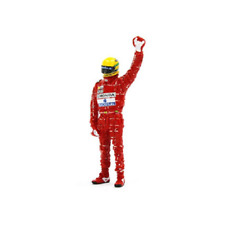 True Scale Miniatures – 1/43 Scale – Ayrton Senna Fist in the Air