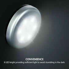 2 - Motion Sensor Cabinet LED Lights Battery PIR Wardrobe Cupboard Light UK
