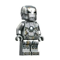 LEGO Iron Man Mark 1 Armor Minifigure sh565 From Super Heroes set 76125