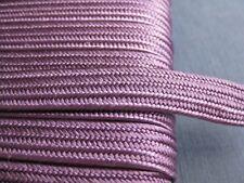 4mm Silk tsuka-ito, purple