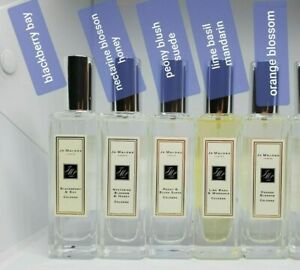Jo Malone London Cologne 1fl. oz./ 30ml No Box, Pick your Favorite