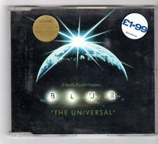 (GB175) Blur, The Universal - 1995  CD