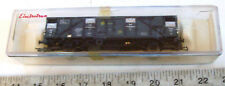 Vintage HO ELECTROTREN 1454 European Style Cargo Wagon Box Car OB, made in Spain