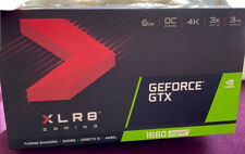 NVIDIA GeForce GTX 1660 SUPER Overclocked Edition - PNY - XLR8 Gaming