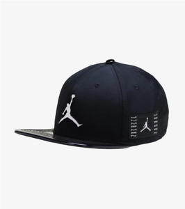 Jordan Pro AJ XI Vault Retro Jubilee Nike 11 Jumpman Patch Snapback Hat Cap New