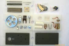 KIT DE MONTAGE Stirling moteur air chaud modélisme avec LED Self-Assembly K300