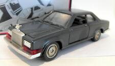 ASAHI 1/43 scale Vintage diecast - NO.2 Rolls Royce Camargue dark grey