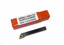 RDGTOOLS 8MM RIGHT HAND INDEXABLE LATHE TURNING TOOL / DCMT 07 MYFORD