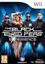 The Black Eyed Peas Experience Nintendo WII UBISOFT