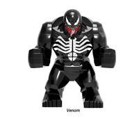 Lego Marvel Super Heroes Minifigurecompatibile Venom gigante New