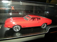 1:43 Premium X Ford Mustang Mach 1 1971 red/rot Nr. 396J in OVP