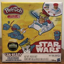 Play Doh Star Wars Can Heads Luke Skywalker Snowtrooper Target Exclusive New