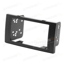 FORD Focus S-MAX Galaxy Mondeo Panel Plate Fascia Facia Surround Adaptor 2 DIN