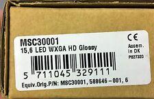 """MicroScreen MSC30001 - 15,6"""" LED WXGA HD Glossy"""