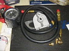 SMALL ENGINE OIL FILTER  hose and adapter  fit kohler, briggs,kawasaki, onan,tec
