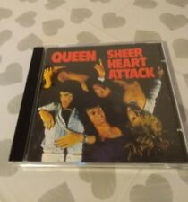 Queen - Sheer Heart Attack (CD 1993) ROCK, Freddie Mercury, Brian May,