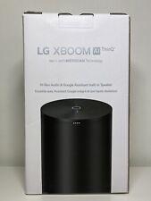 LG ThinQ WK7 Voice Controlled Speaker - Black