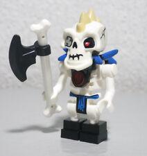 Nuckal Skeleton Army 2173 2518 2504 Ninjago LEGO Minifigure Mini Figure