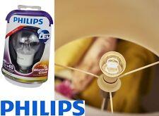Philips WarmGlow 230 V B22 Bayonet 6 W LED Dimmable Light Bulb - Warm White
