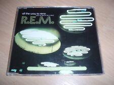 R.E.M. CD single All The Way To Reno VG