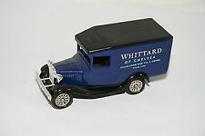 Lledo Scale Die-Cast Model of Vintage Delivery Lorry For Whittard of Chelsea