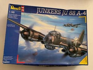 Revell 04531 Junkers JU 88 A-4 in 1:48 unverbaut in OVP