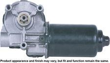 Windshield Wiper Motor-Wiper Motor Front Cardone 40-2003 Reman