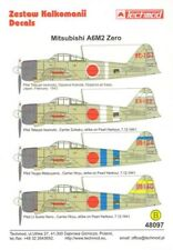 Techmod 1/48 Mitsubishi A6M2 'Zero' # 48097