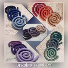 Spiralock Bendable Dread Ties Dreadlock Accessories Spiralocks Dreads Hair Tie
