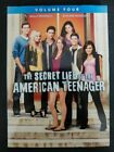 THE SECRET LIFE OF THE AMERICAN TEENAGER V4 (DVD) VG Disc + Cover Art - NO CASE