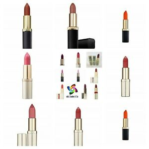 Loreal Color Riche Lipstick NEW Please Choose Your Shade