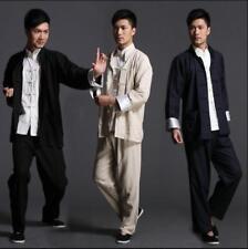 6913 Chinese Kung Fu cotton Linen Uniform Martial Arts Tai Chi Suits Wushu Suit