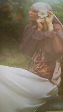 1978 Dorothee Idealcor hippie gypsy beautiful girl vintage wall  poster PBX1361