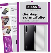 2x Huawei P30 arrière Film de protection d'écran protecteur clair dipos