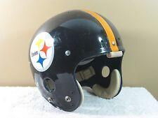 PITTSBURGH STEELERS Riddell TK2 Suspension Vintage Game Style Football Helmet