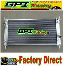 FORD FOCUS ALUMINUM RADIATOR MK2 RS305 RS350 ST225 VOLVO S40/S50 2.5L TURBO MT