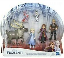 Disney Frozen 2 Adventure Collection 6 Figures Set Toys