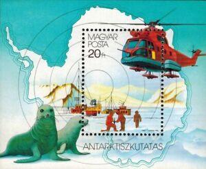 SPECIAL LOT Hungary - SC# 3081 - Antarctica - Lot of 36 Souvenir Sheets - MNH