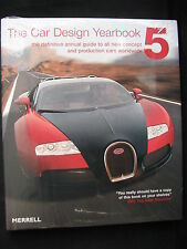 Merrell Book The Car Design Yearbook 5 (2005-2006) (English)