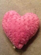 Pink Love Heart Cushion
