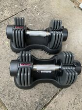 Marcy Bruce Lee Dial Dumbells Weights 2.5 - 12.5kg Pair (25kg)  V Good Condition