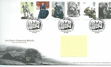 wbc. - GB - FIRST DAY COVER - FDC - COMMEMS -2005- JANE EYRE - Pmk TH