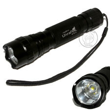 UltraFire Tactical WF-501B CREE XM-L L2 LED 1000 Lumens 1Mode Flashlight Torch