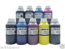 9x250ML pigment refill ink for Epson T1571-T1579 Stylus Photo R3000 Printer