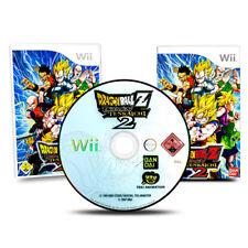Juego Wii Nintendo Dragonball Z Budokai Tenkaichi 2