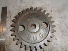 magneto gear 12hp Associated / United hit miss engine tractor auto steam